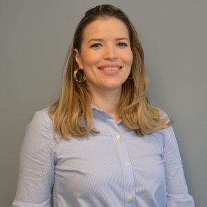 headshot of Paola Garcia, Vice President, Excelsior Growth Fund