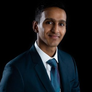 headshot of Kamy Ahmed, Finance Expert, Sprout Lending