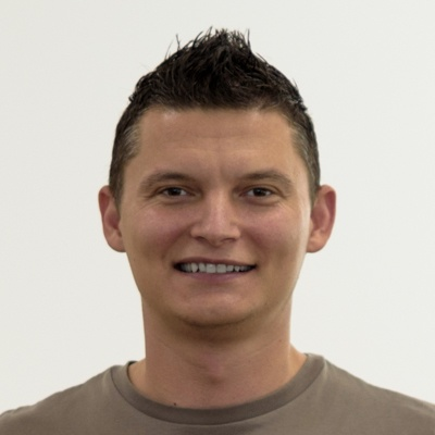 headshot of Andrei Vasilescu, CEO and Digital Marketing Specialist, DontPayFull