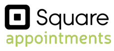 """Square Appointments"" logo"