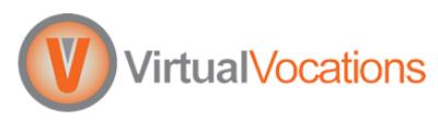 Virtual Vocations logo