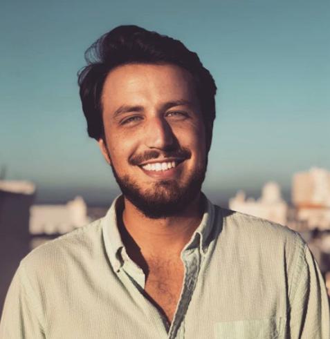 headshot of Raul Galera, Partner Manager, CandyBar