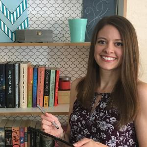 headshot of Taylor Mack, Social Media & Marketing Strategist, Small Biz Refined