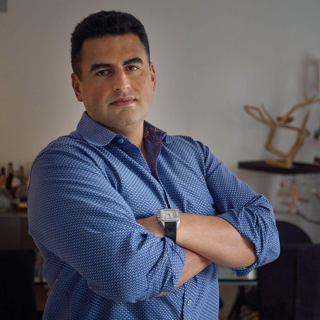 headshot of Gabriel Shaoolian, Founder & Executive Director, DesignRush