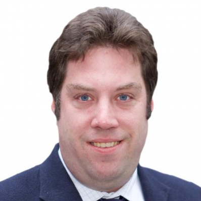 headshot of Marc Prosser, Co-Founder, Fit Small Business