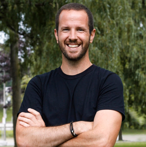 headshot of Gavin Graham, Editor, Fit Small Business