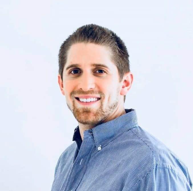 headshot of Ben Huber, Co-Owner, DollarSprout