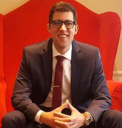headshot of Brett Helling, CEO, Gig Worker