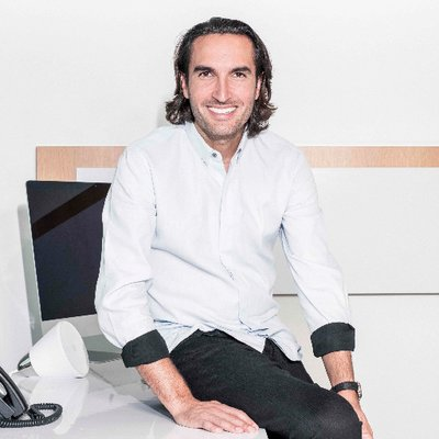 headshot of Yaniv Masjedi, CMO, Nextiva