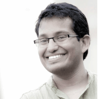 headshot of Sumit Bansal, Founder, Craft of Blogging