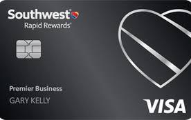 Chase Southwest Rapid Rewards Premier Business Credit Card