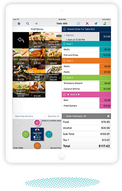TouchBistro - pos apps