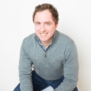 headshot of Greg Powell, Head of Marketing at Fundbox