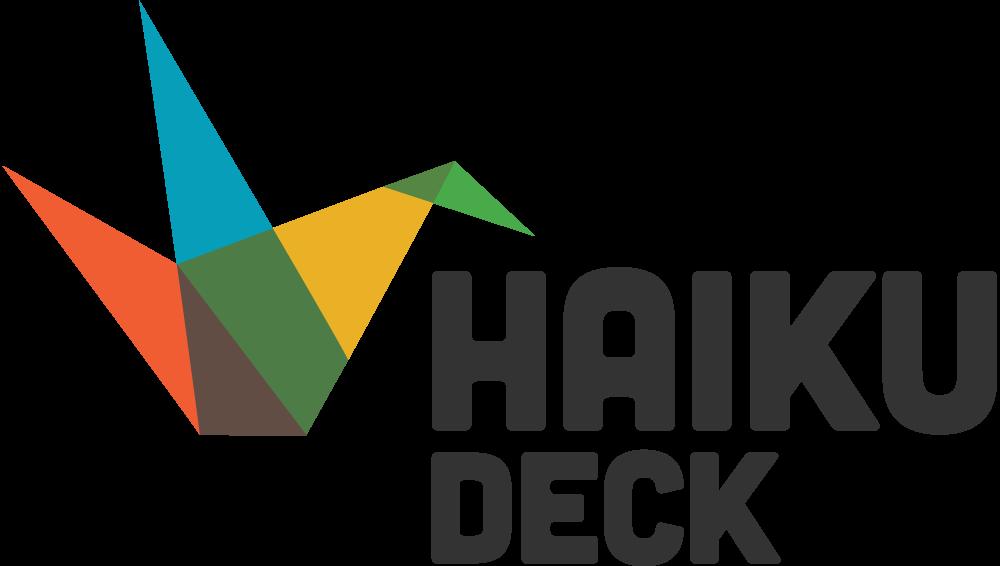 Haiku Deck - powerpoint alternatives