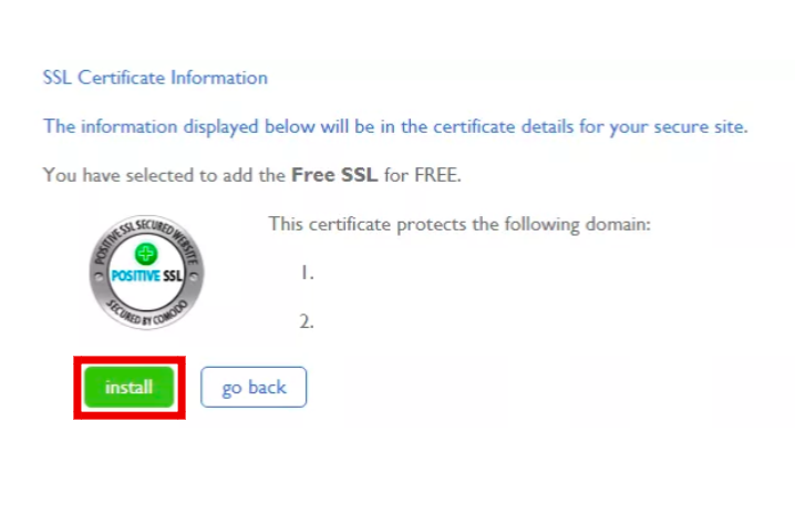 how to get ssl certificate