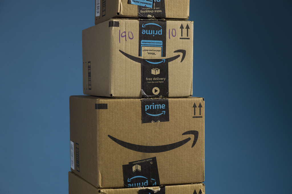 Amazon Package Delivery