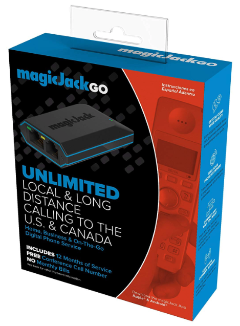 MagicJack - analog telephone adapter