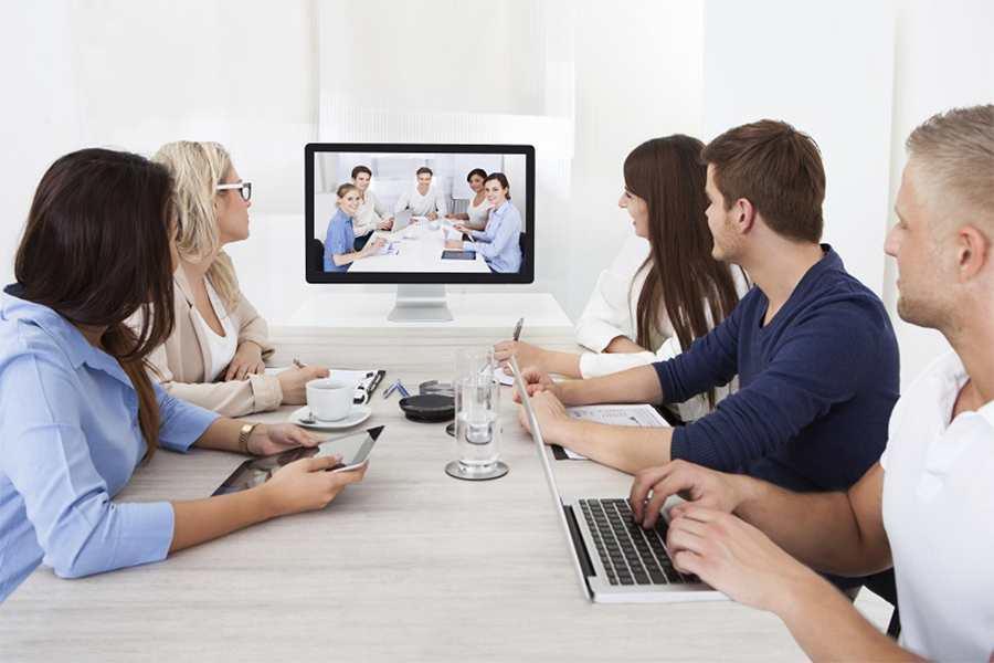 Team Room Video Conferencing
