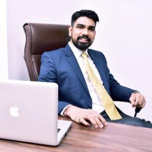Jitesh Keswani, CEO of E-intelligence.in