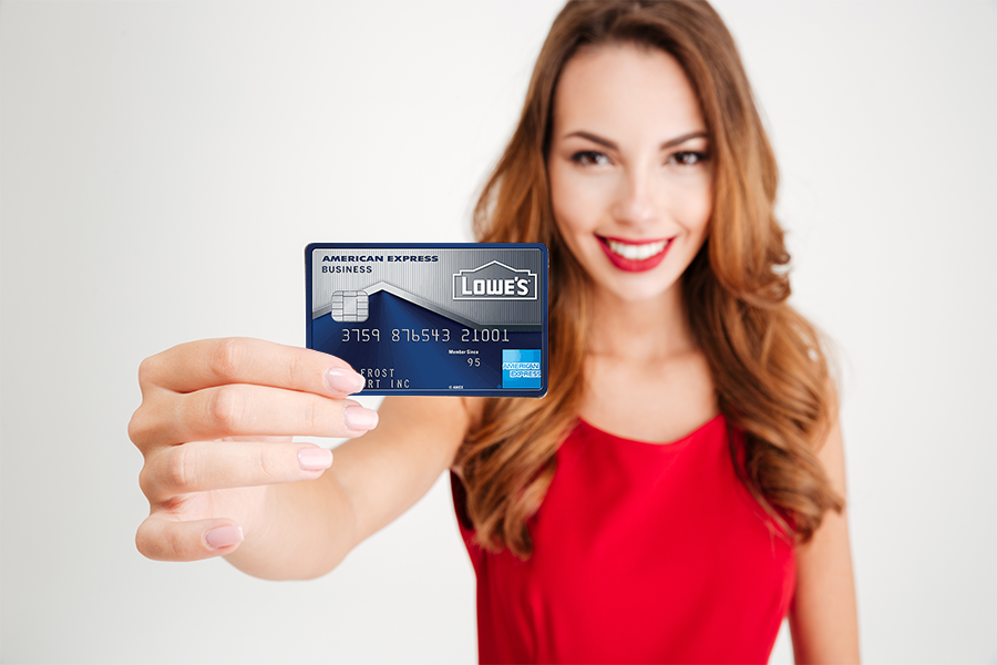 Lowe's Business Rewards Card from American Express Review 2019