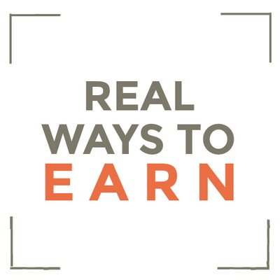 Real ways to earn - ways to make money online