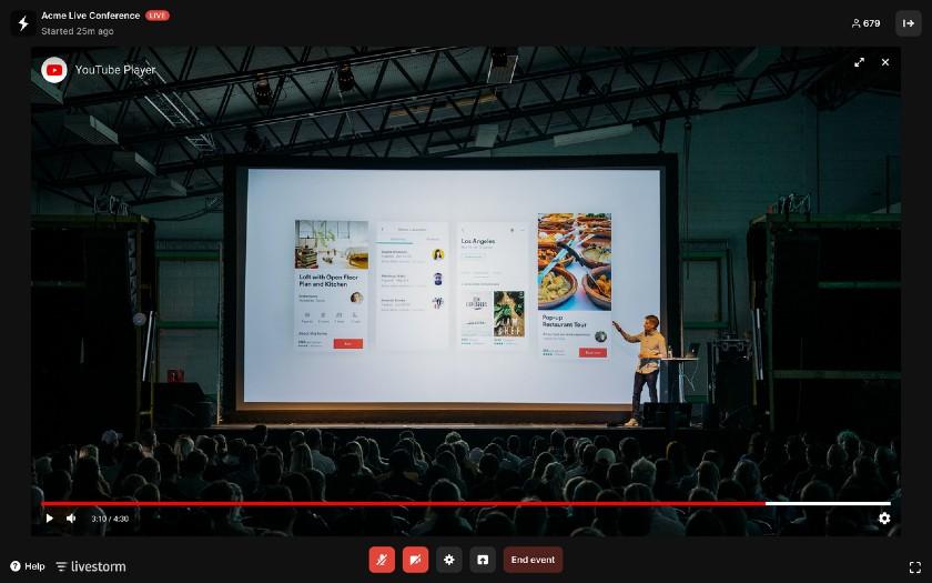Host Professional Webinars Using Livestorm