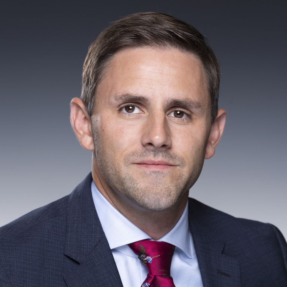 Travis B. Bailey, Regional Executive ― Senior Vice President of First Bank