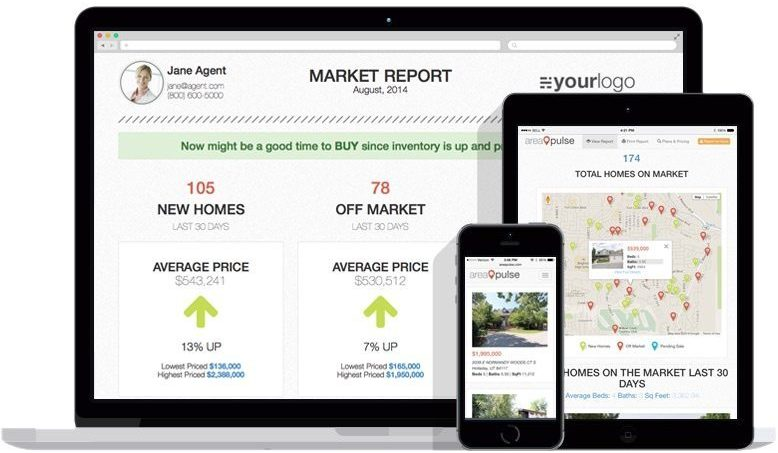 Area Pulse - real estate software