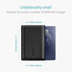 Anker PowerCore Portable Cell Phone Charger