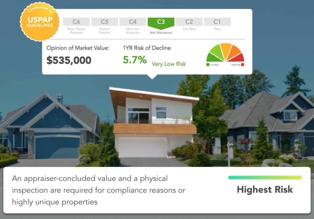 HouseCanary - real estate software
