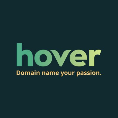 hover how to choose a domain name - tips from the pros