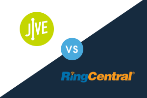 FitSmallBusiness review of Jive vs Ringcentral