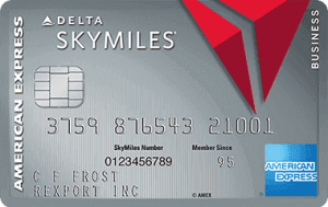 Platinum Delta SkyMiles® Business Credit Card
