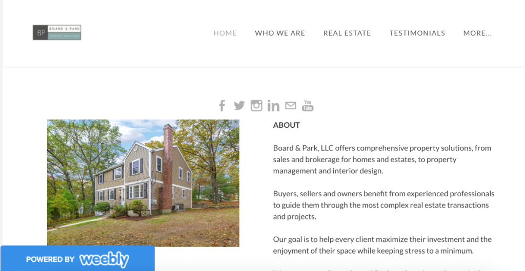 Tory Keith - best real estate agent websites