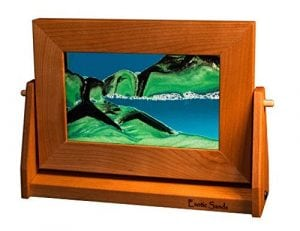Original Moving Sandscapes Desk Toy by Exotic Sands