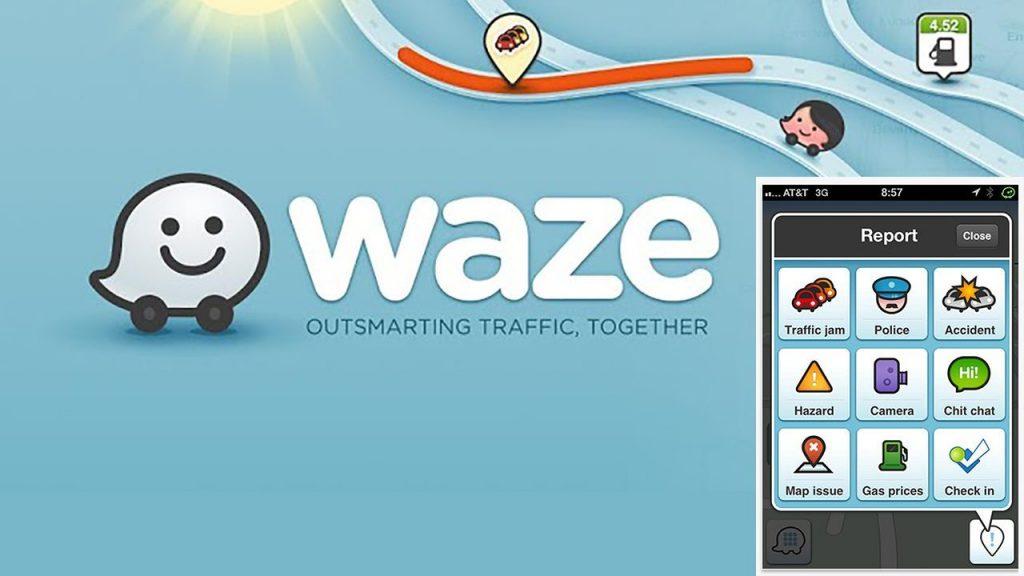 Waze - real estate software