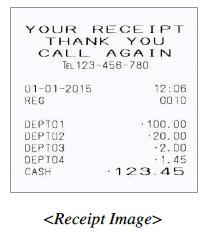 POS Cash Register