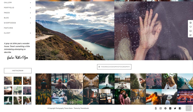 ThemeForest - Photography - best wordpress photography themes