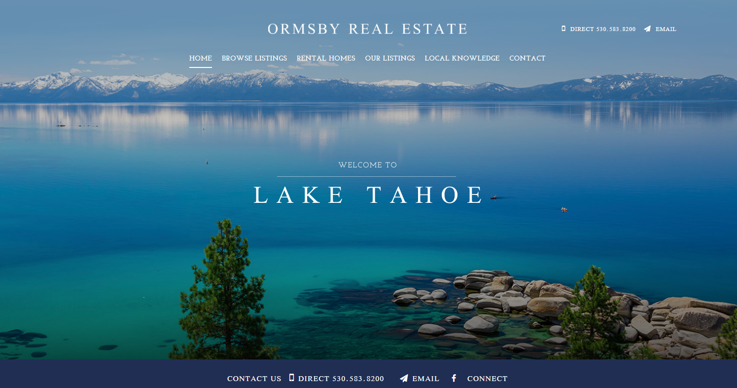 Ormsby Real Estate - best real estate agent websites
