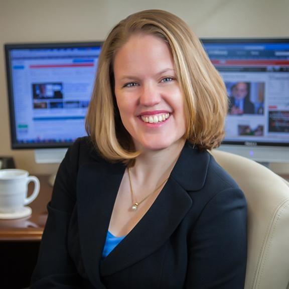 headshot of Natalie Briaud Pine, CFP & Managing Partner of Briaud Financial Advisors