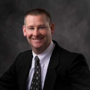 headshot of John Cooney, Owner of Green and Gold Financial Planning LLC