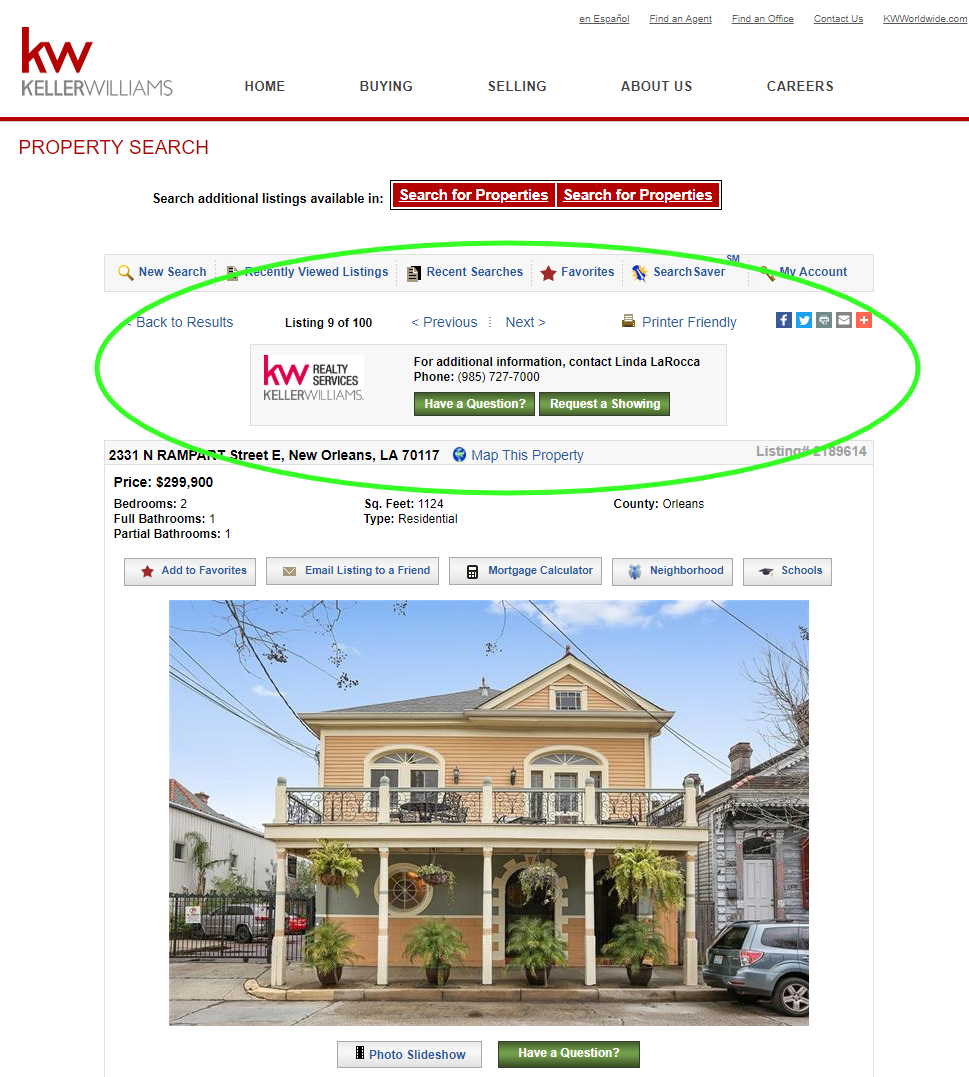 Keller Williams - best real estate company to work for