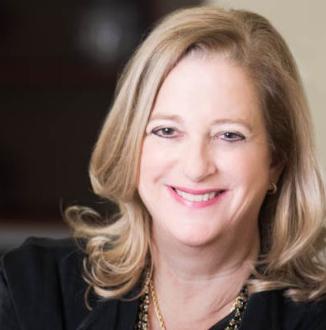 Head shot of Susan Naftulin, Co-founder, Rehab Financial Group