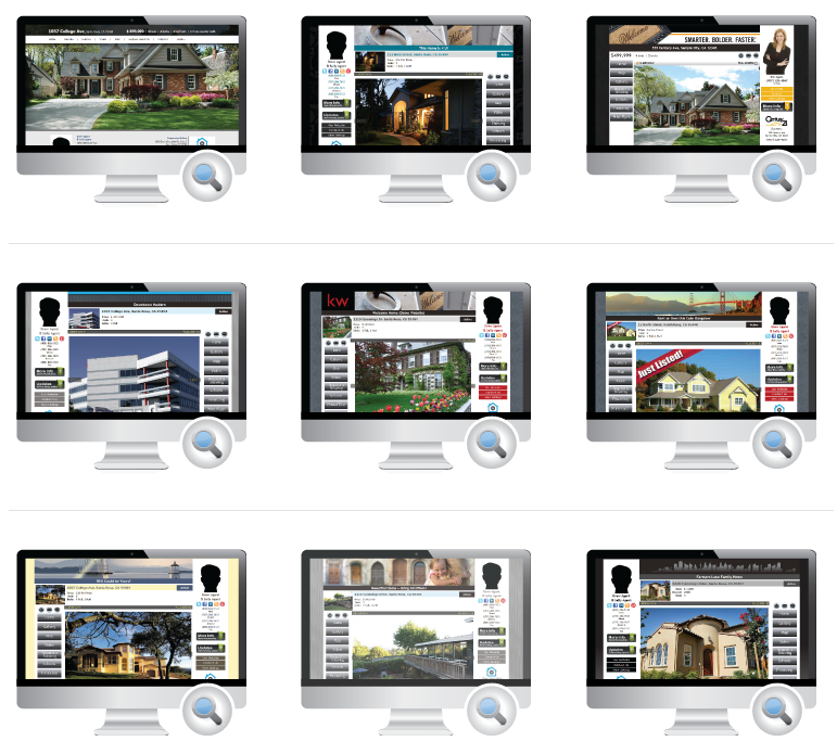 Listings Unlimited - single property websites