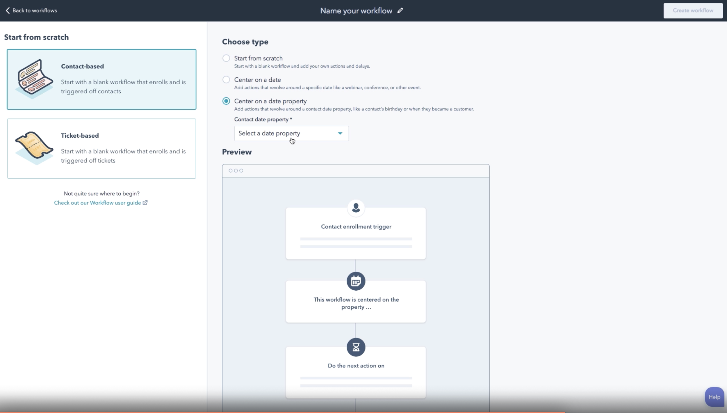 Hubspot - Sales Hub - sales automation