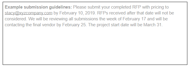 How to Create an RFP in 5 Steps [+Free Template]