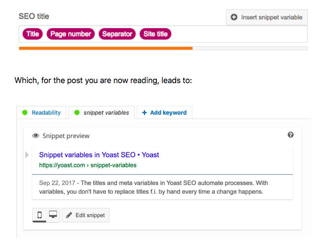 yoast post template tool