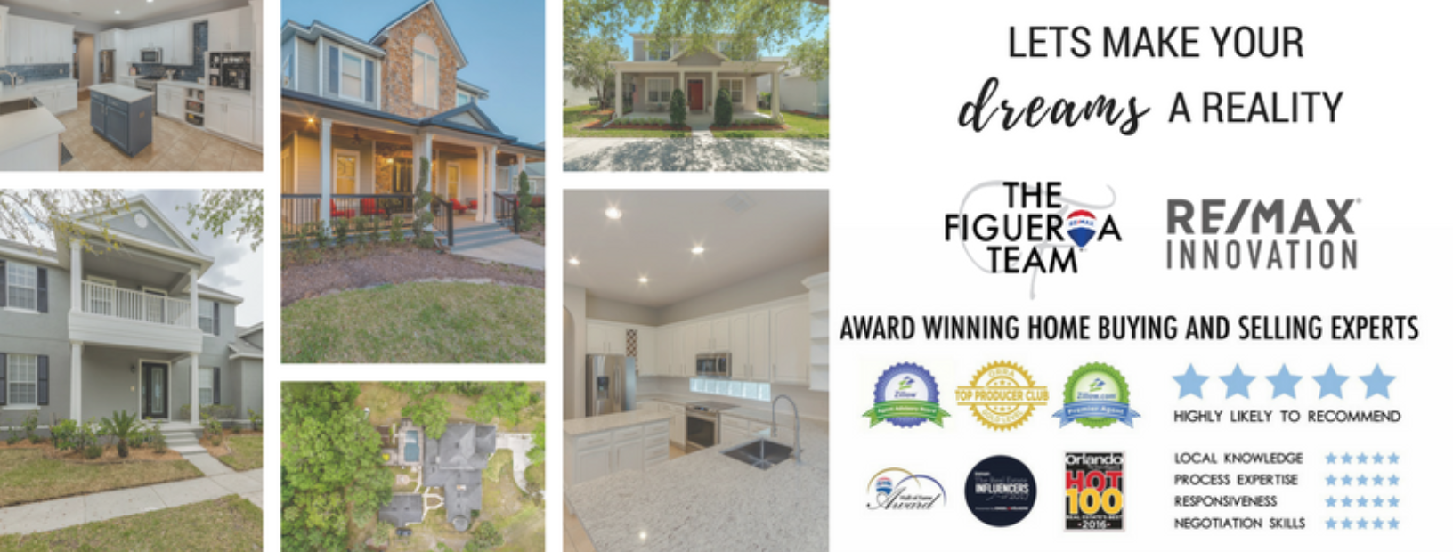 The Figueroa Team - Orlando Real Estate - real estate cover photos - tips from the pros