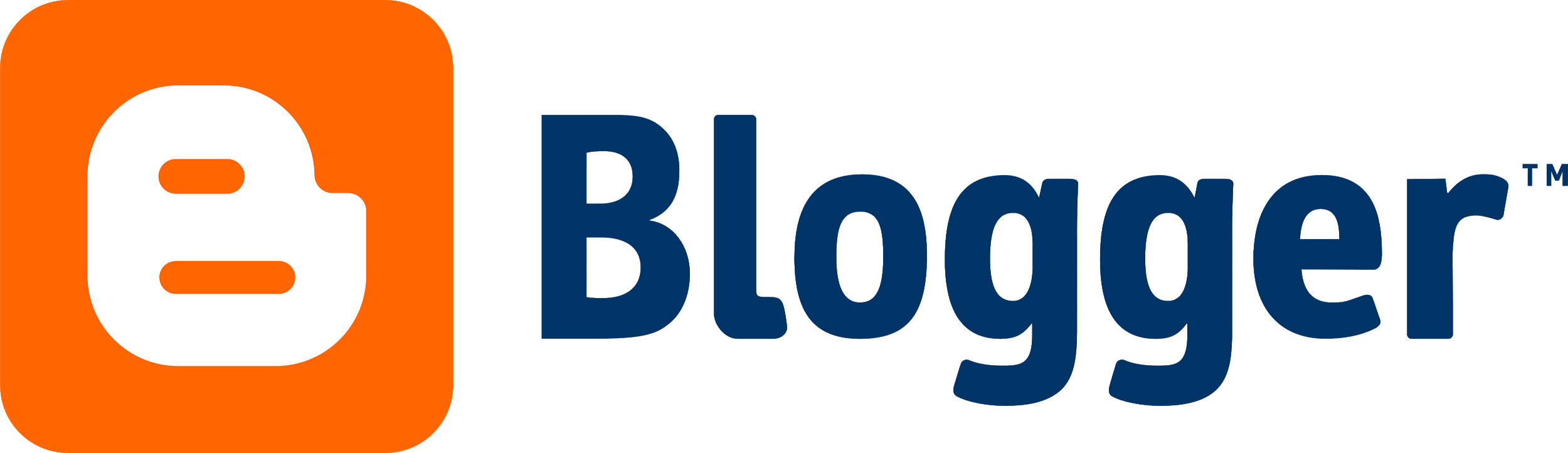 Blogger - best blog hosting sites