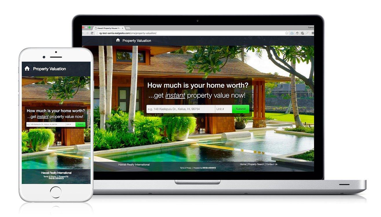 Real Geeks Lead Capture Magnets - best real estate lead generation websites
